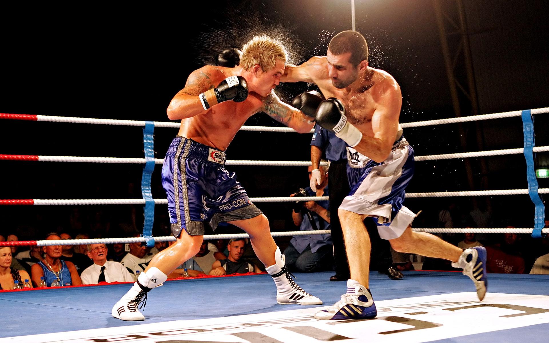 Бокс - это красиво